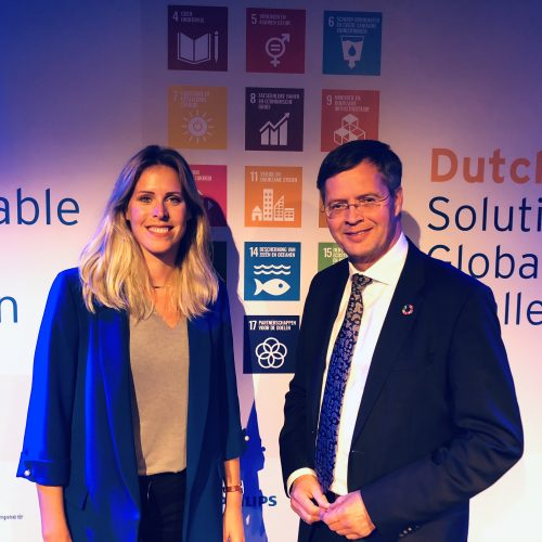 Janne Vereijken Jan Peter Balkenende Sustainable Development Goals
