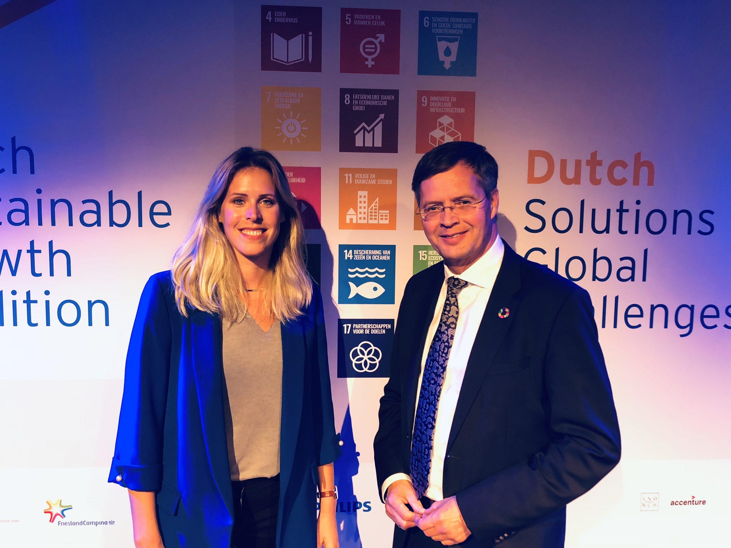 Janne Vereijken Jan Peter Balkenende Sustainable Development Goals