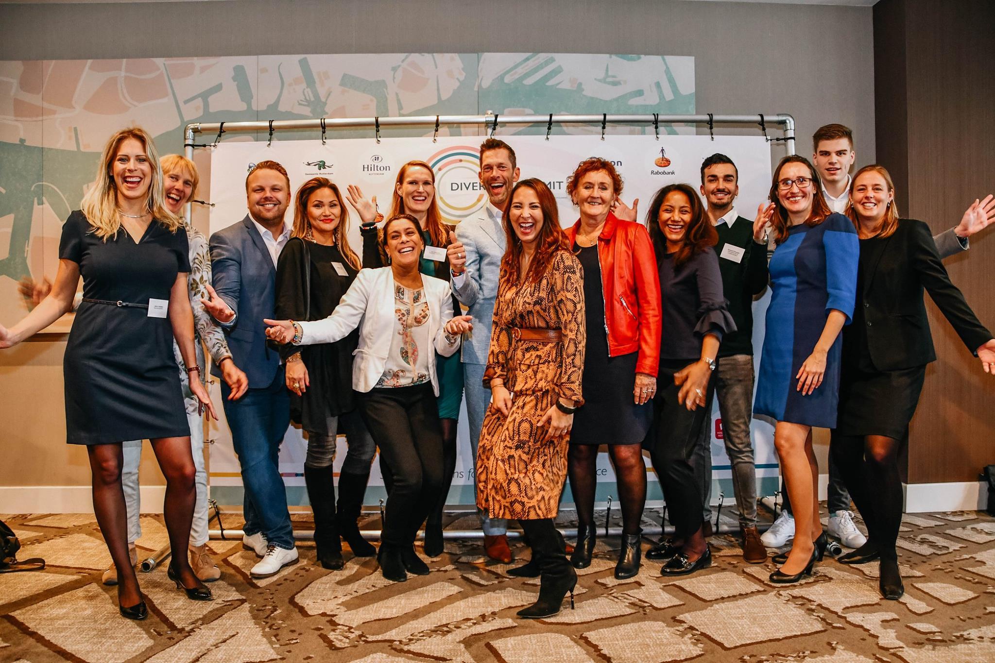 Janne Vereijken Diversity Summit