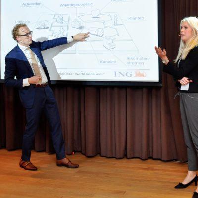 Spring Company Janne Vereijken Masterclass TECH&MONEY