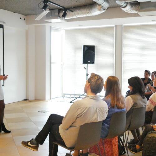 Female leadership, vrouwelijke ondernemers Janne Vereijken