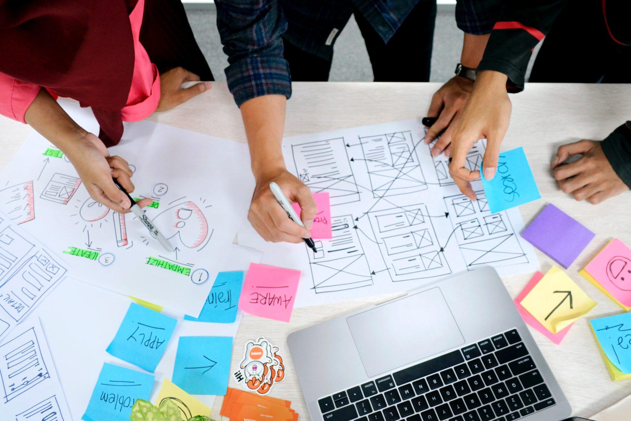 Provincie Zuid-Holland Design Thinking