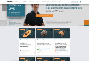 Online Platform PSYience